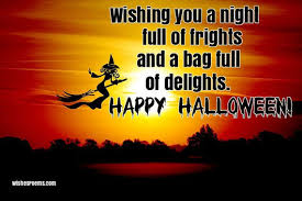 32 Spooky, Cute And Funny Halloween Sayings And <b>Wishes</b> ...