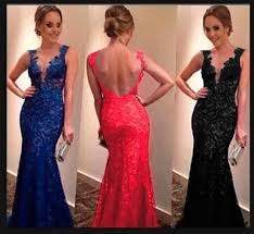 2019 <b>Hot Sale 2015</b> Sexy Lined Long Lace Evening Dress Gowns ...
