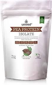 Unived <b>Pea Protein</b> Isolate with Natural Digestive Enzymes, 100 ...