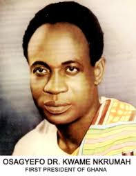 Kwame Nkrumah emerged from a typically humble Ghanaian Socio-economic background. By the close of the last millennium, however, he had become Africa's Man ... - 6384a1a5c65741ab6f8625372f3d4127_XL