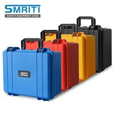 280x240x130mm plastic Tool <b>case</b> toolbox Impact resistant sealed ...