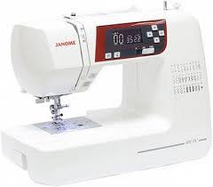 Купить <b>JANOME 601DC white</b> в Москве, цена JANOME 601DC в ...