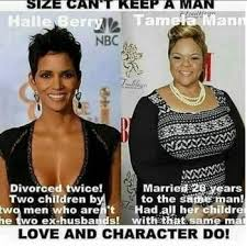Why This Meme Is Insulting To Halle Berry, Tamela Mann And Women ... via Relatably.com