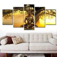 Wholesale Picture <b>Canvas</b> Buddha
