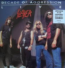 <b>Slayer</b> - <b>Decade</b> Of Aggression <b>Live</b> | Releases | Discogs