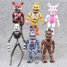 <b>New 16 cm Five</b> Night At Freddy Action Figure Bonnie Fnaf Freddy ...