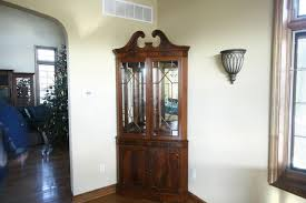 corner cabinets dining room:  awesome corner cabinet dining room hutch wj