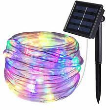 Solar Tube In String & <b>Fairy Lights</b> for sale | eBay