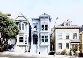 house tour multi level san francisco mansion makeover black white home office cococozy 5
