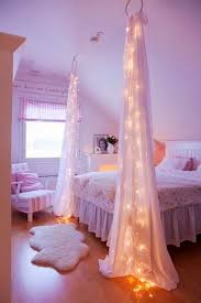 bedroom lighting ideas decorating bedroom curtains by lighted garlands cheap bedroom lighting