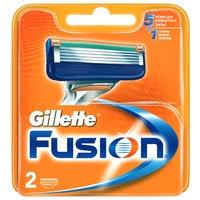 <b>Сменные кассеты Gillette Fusion5</b> — Бритвы и лезвия — купить ...