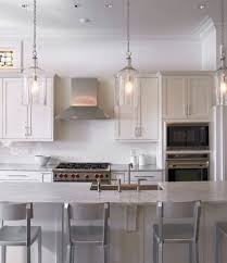 Lighting For Kitchen Island Awesome Clear Glass Pendant Lights For Kitchen Island 63 In Star