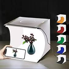 Amazon.com : Mini Photo Studio Box, <b>PULUZ 20cm</b> Portable ...