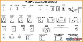 electric wiring diagram symbols ewiring automotive electrical wiring diagram symbols and