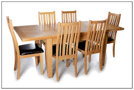 extending table chairs dining