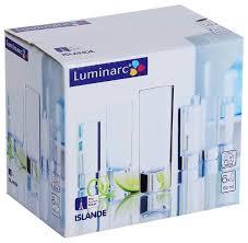 Купить Набор <b>стопок Luminarc Islande</b> J2891 60 мл,6 шт по ...