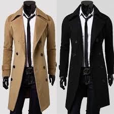 Новый бренд зима мужская длинный горох <b>пальто</b> мужская ...