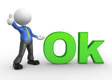 「OK」の画像検索結果