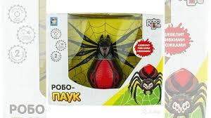 <b>Радиоуправляемая игрушка 1Toy</b> RoboLife Робо-паук купить в ...