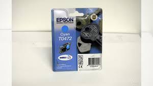 T04724A <b>Картридж Epson Stylus</b> C63 (<b>cyan</b>) оригинал купить в ...