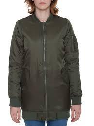 <b>Куртка</b> Ladies <b>Long</b> Bomber <b>Jacket</b> женская <b>URBAN CLASSICS</b> ...