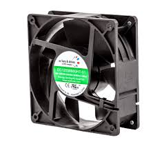 <b>EC Axial Fans</b> - Global Voltage Electronically Commutated Motor