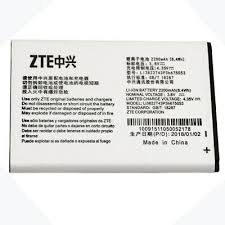 ZTE Lithium-Ion Battery <b>Original LI3822T43P3H675053</b> for Blade Q ...