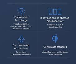 Интернет-магазин Беспроводное <b>зарядное устройство Xiaomi</b> ...