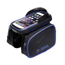 <b>LEEHUR Waterproof Bicycle Phone</b> Bag Bike Tube on the Frame ...