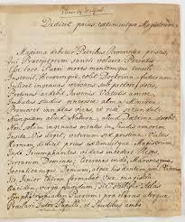 neo latin poems recent antiquarian acquisitions didicit prius extimuitque magistrum