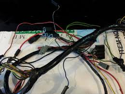 buy 1966 dodge charger under dash wiring harness used vg to ex 1966 dodge charger under dash wiring harness used vg to ex condition