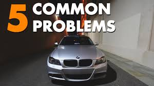 5 Common Problem on the <b>BMW</b> 3 Series E90 ( N52 ) - YouTube