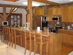 Kitchen Breakfast Bar Rustic Kitchen Breakfast Bar Design Ideas Pictures Zillow Digs