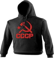 <b>CCCP</b> Soviet Union - <b>New</b> Premium Hoodie S M L XL 2XL 3XL 4XL ...