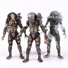 <b>NECA PREDATOR</b> 30th <b>Anniversary</b> Jungle Patrol Encounter ...
