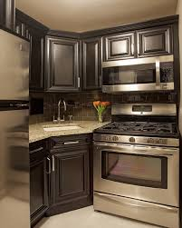 black and stainless kitchen  images about kitchens with black appliances on pinterest black appliance kitchen cabinets and black kitchens