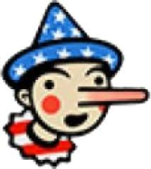 Image result for pinocchio trump