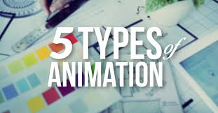 The <b>5</b> Types of <b>Animation</b> - A Beginner's Guide