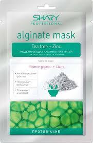 <b>Маска альгинатная</b> Shary Чайное дерево, моделирующая ...