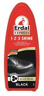 <b>Губка</b>-<b>глянц Erdal 1-2-3 чёрный</b> - купить с доставкой, цена 179,00 ...