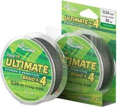 Купить <b>Леску Allvega Ultimate</b> 0.10mm 135m 5.1kg Dark Green ...