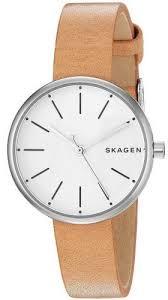 <b>Женские часы Skagen</b> Leather <b>SKW2594</b>