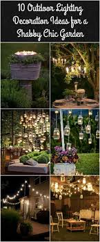 10 outdoor lighting ideas for a shabby chic garden 6 is lovely awesome modern landscape lighting design ideas bringing