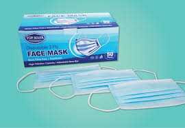 Disposable <b>3 Ply Face Mask</b>