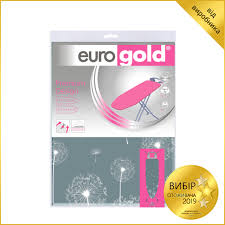 <b>Чехол</b> для Гладильной Доски <b>PREMIUM Eurogold</b> DC34F3 — в ...