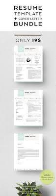 modern resume  amp  cover letter template     editable word format    modern resume  amp  cover letter template     editable word format