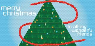 The 12 days of Pascal's <b>triangular</b> Christmas