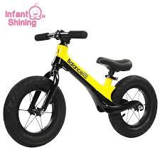 <b>Infant Shining</b> Children Balance Bike No <b>Pedal</b> Ultralight Cycling ...