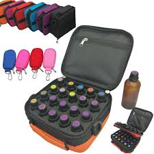 10/20/<b>42 Grid</b>-Bottle Essential Oil Case Protects for 3ML Rollers <b>Bag</b> ...