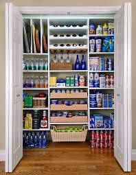 kitchen solution traditional closet: kitchen pantry closet can help you stay organized there